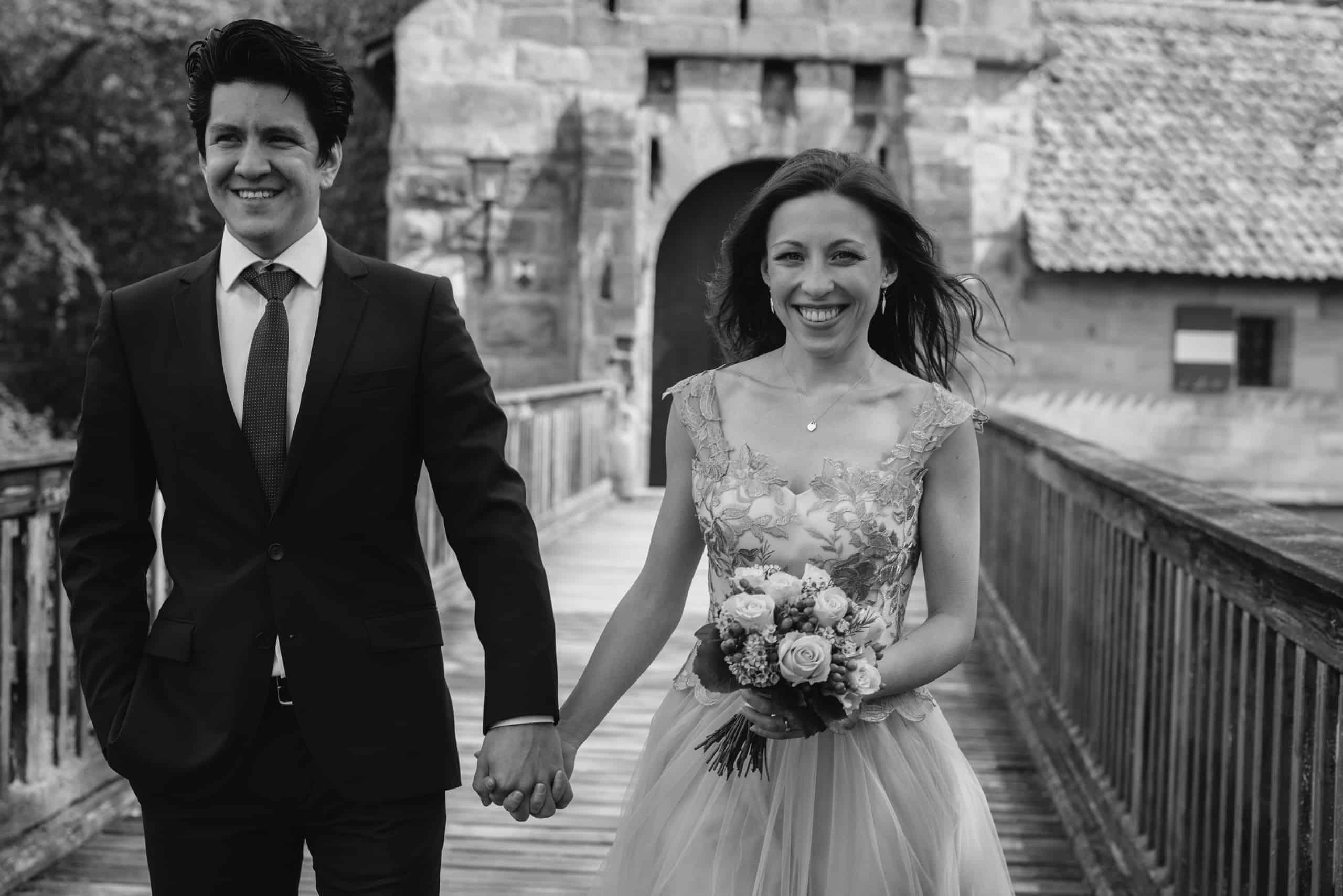Wedding In Lauf Castle 02