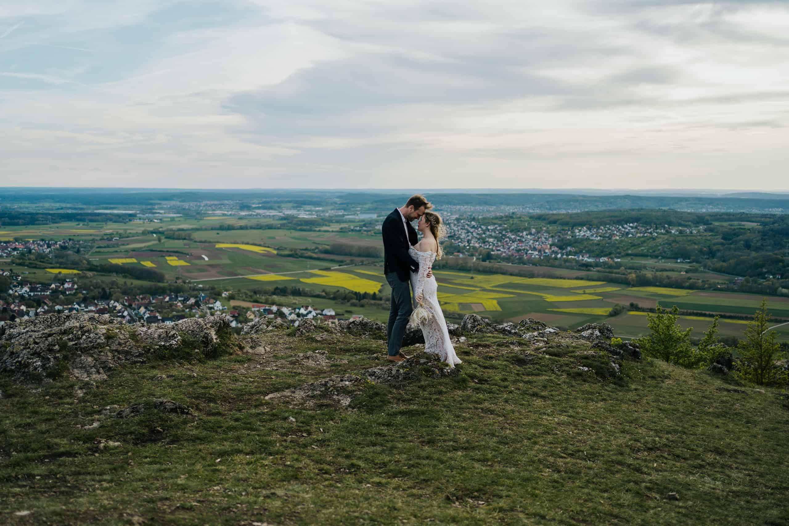 after wedding shooting auf walberla 7 1dd09824